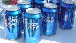 Dumpster Diving Haul -Reaping A Buzz To Go -Hey, Anybody Want An Ice Cold Beer Thumbnail