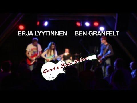 """Erja Lyytinen feat. Ben Granfelt - Little Wing (Live in """"Gerds Juke Joint"""")"""