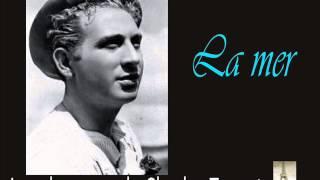 Charles Trenet La Mer