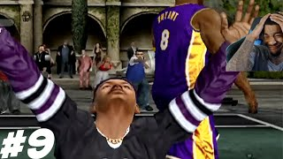 NBA Ballers Phenom Story Mode Part 9 - Kobe Bryant 81 Point Challenge!