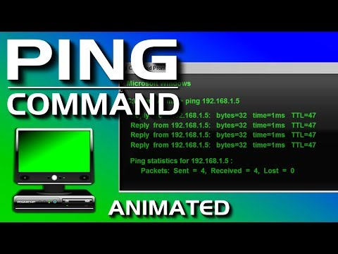 PING Command - Troubleshooting