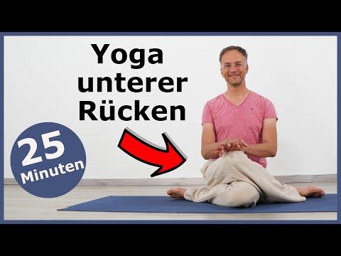 Yoga gegen Rückenschmerzen (Teil 1) ✅ Meine TOP Yoga Übungen ...
