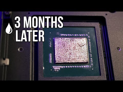 Liquid Metal on GPU - 3 Months Later!