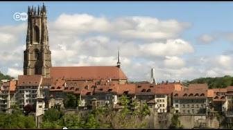 Die Schweizer Stadt Freiburg | Euromaxx