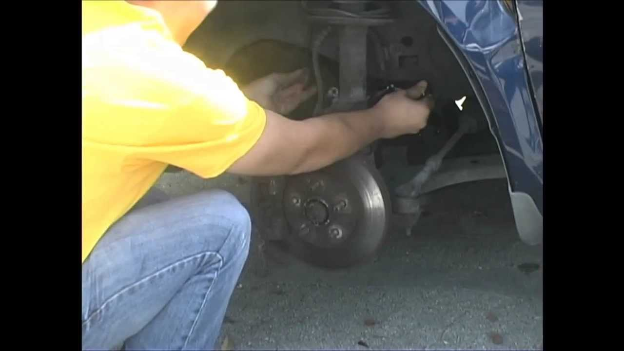Dodge Neon Strut Replacement How To Video Series Diy Instructions Wiring Front Struts Youtube