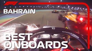 Hamilton And Verstappen's Battle And The Top 10 Onboards | 2021 Bahrain Grand Prix | Emirates