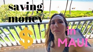 Saving Money In Maui | Hawaii for Cheap