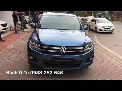 (XE ĐÃ BÁN) Xe Đức Đáng Đến Từng Đồng Volkswagen Tiguan 2016 | Bách Ô Tô 0988 282 646