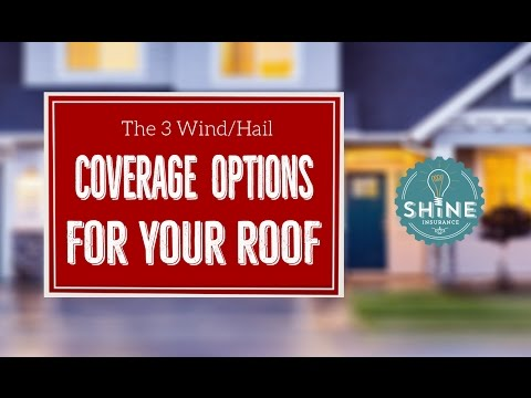 Homeowners Insurance: How Wind Hail Roof Coverage Works
