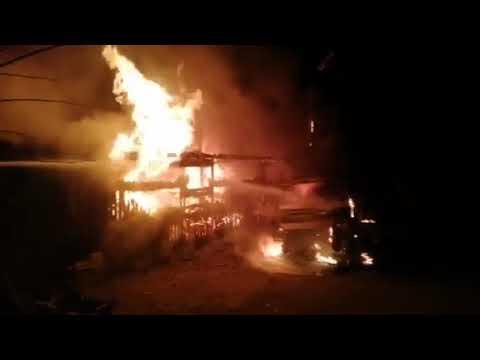 На пожежі в Кременчуці виявили труп