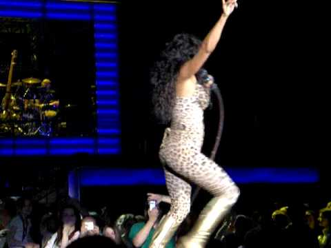 mel b solo live at 02 arena london 09th january 2008