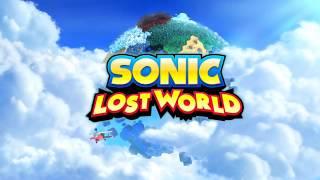 "Sonic Lost World: Circus Tent ""Circus Caravan"" Music"