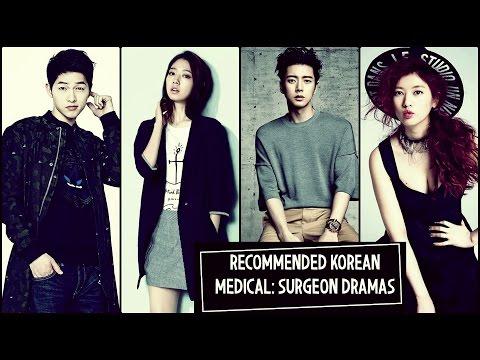 Recommended Korean Medical: Surgeon Dramas
