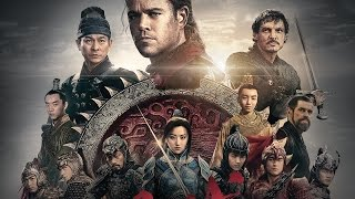 The Great Wall Soundtrack Tracklist