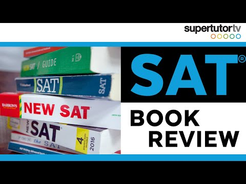 SAT® Book Review: The Best Books For The SAT®