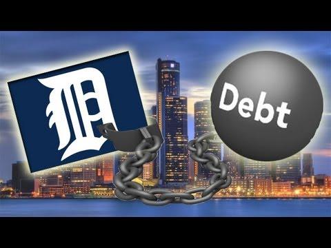 Detroit goes bankrupt declares Chapter 9