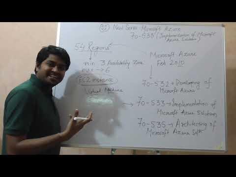 Microsoft Azure Introduction -Hindi/Urdu| AWS Versus Azure |Lec-01 | AZ-100 |AZ-101