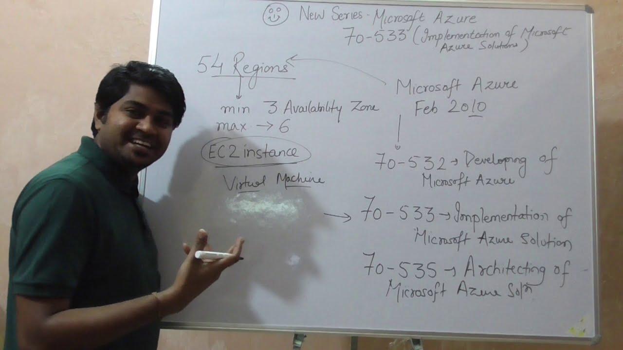 Microsoft Azure Introduction -Hindi/Urdu  AWS Versus Azure  Lec-01   AZ-103 हिंदी में