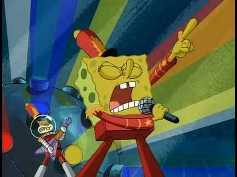 Spongebob Squarepants - band geeks - Sweet victory with lyrics