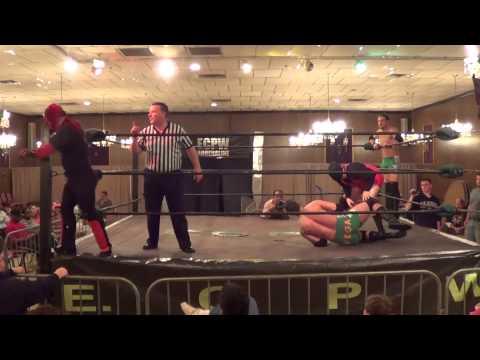 East Coast Pro Wrestling On Fire: Episode 1442