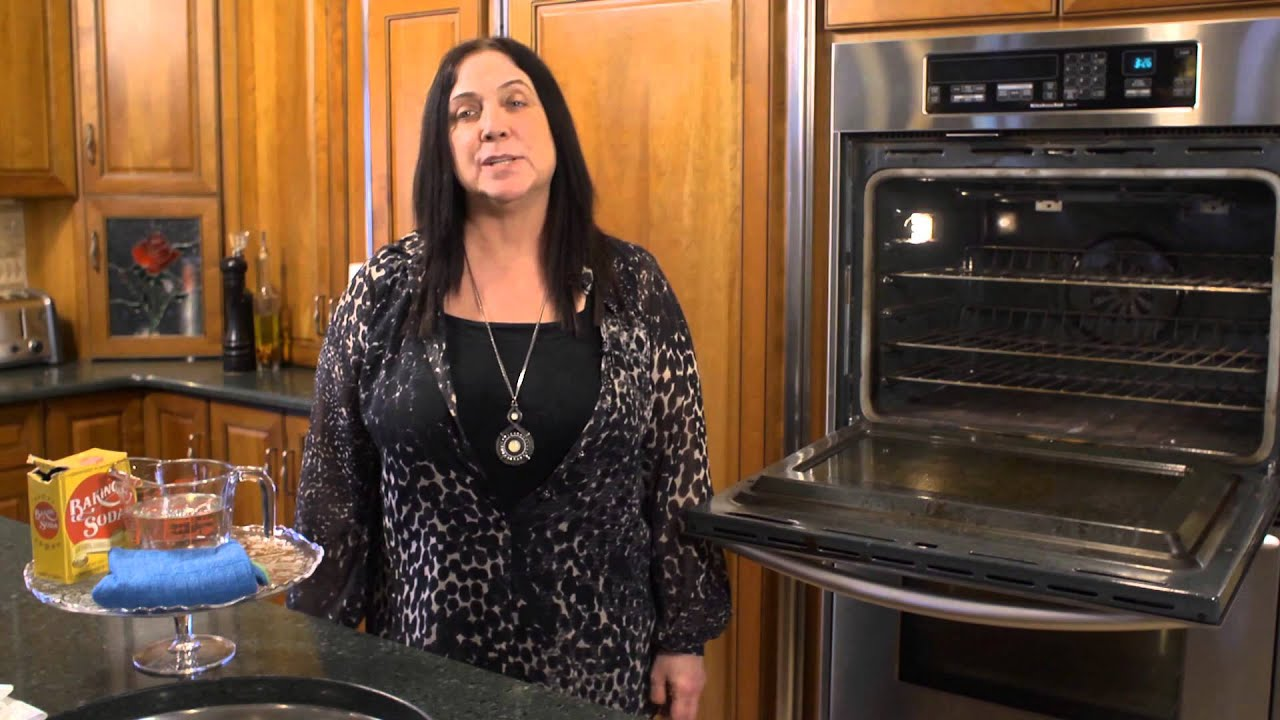 How To Get Tough Grease Off Of Oven Glass House Cleaning Tips