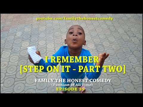 I REMEMBER (Family The Honest Comedy) (Episode 39)