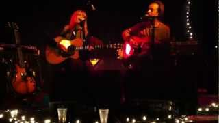 Shiver - Lucy Rose and Jack Steadman Public Assembly Bar Bedford