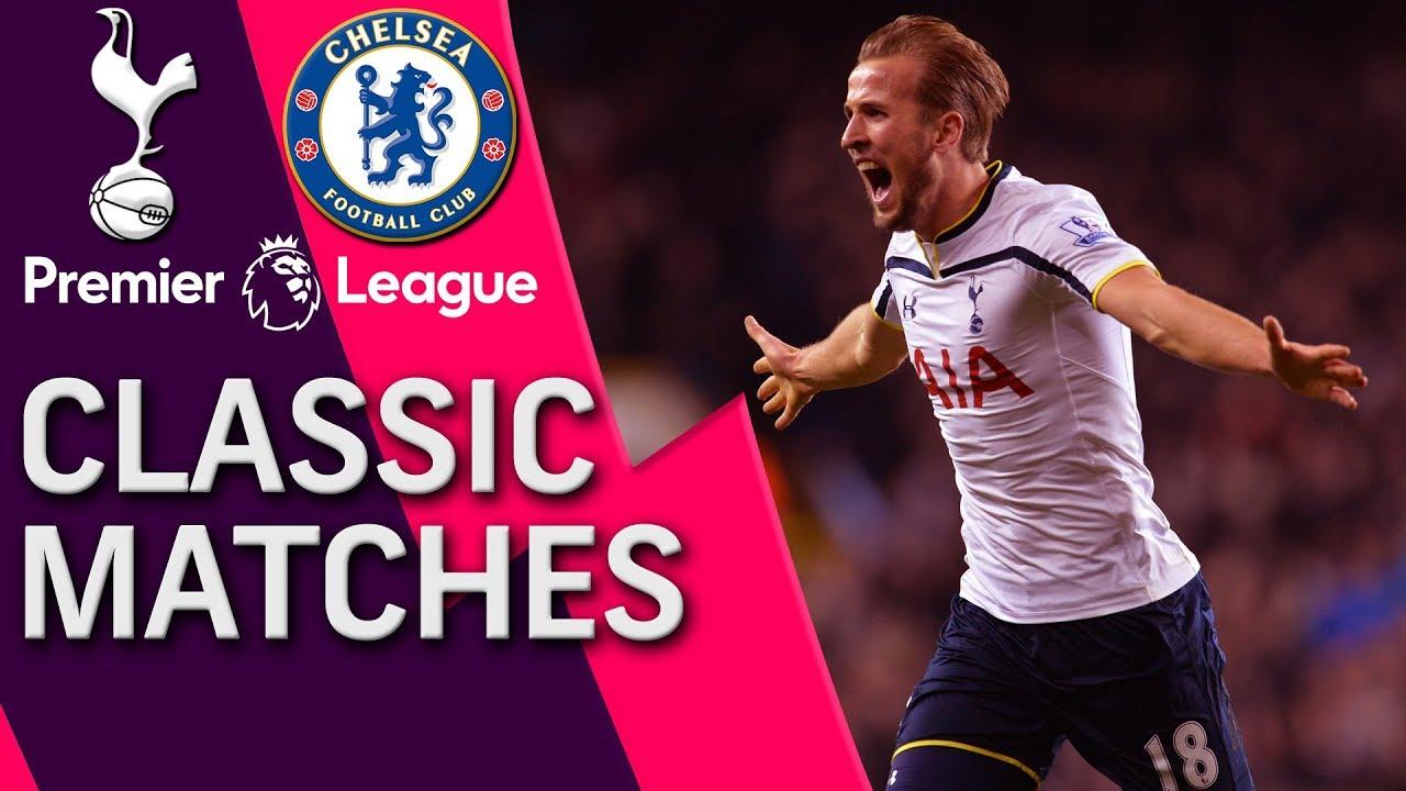 Tottenham v. Chelsea   PREMIER LEAGUE CLASSIC MATCH   1/1/15   NBC Sports