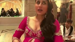 Hot Kareena Kapoor Exposing In Red Dress   Agent Vinod