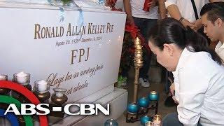 Ka 15 Anibersaryo Ng Pagpanaw Ni FPJ Ginunita  TV Patrol