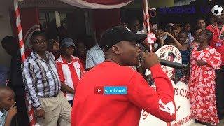 Nyimbo mpya ya Simba Singeli ,Chama ,kagere na okwi Ndani
