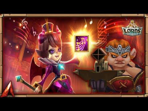 Limited Challenge: Bloodlust Stage 3! Lords Mobile