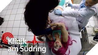 Horror-OP: Silikon aus dem Baumarkt in den Po gespritzt | Klinik am Südring | SAT.1 TV