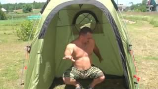 Обзор палатки Санитарная зона плюс (KSL Sanitary Zone Plus)