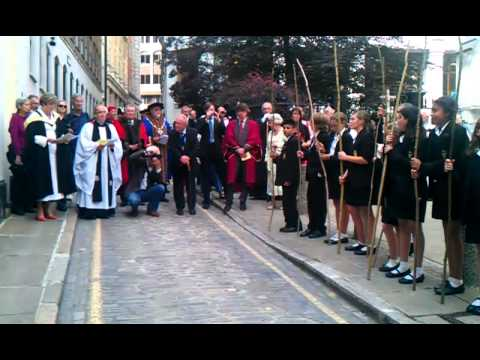 Beating the bounds London 2011 (2/6)