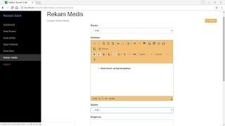 Membuat Inputan dengan Library CKEditor [Fitur WYSIWYG] (24)