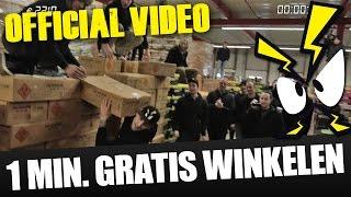 1 Minuut gratis volle dozen shoppen! - Zena Vuurwerk [OFFICIAL VIDEO]