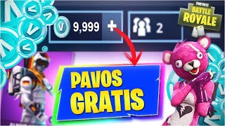*AWESOME* TIP (LEGAL) TO HAVE INFINITE PAVOS IN Fortnite battle royale! FREE V-BUCKS
