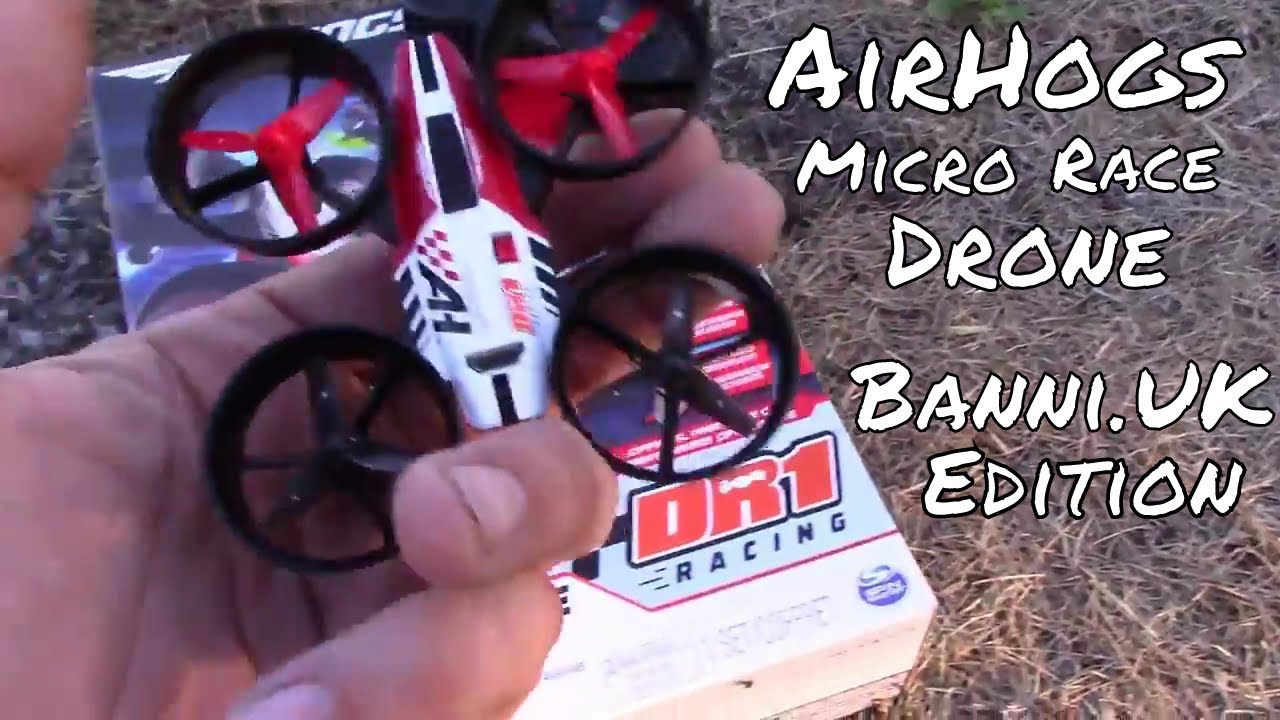AirHogs DR1 Racing Micro Race Drone Review