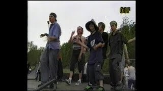 (2000) TechnoParty in Eisenhüttenstadt mit Paul Van Dyk
