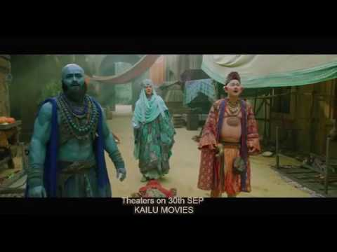 The Monkey King 2 Tamil & English Film