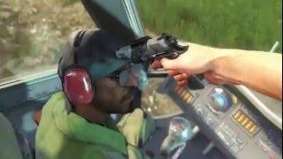 Far Cry 3 - Warrior Rescue Service - Stealth Mission Walktrough