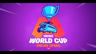 Fortnite World Cup Qualifier || Solo Week 9 || Finals