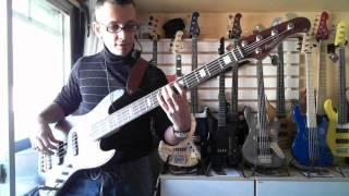 fretboard freedom intermediate lesson 1 bb major 2nd finger position
