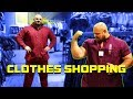 "TRYING TO FIND CLOTHES THAT FIT | 6'8"" 450LBS 