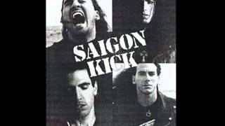 Watch Saigon Kick Down By The Ocean video