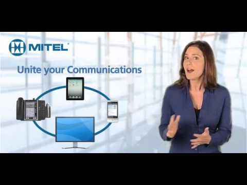 Mitel's Unified Communication and Collaboration