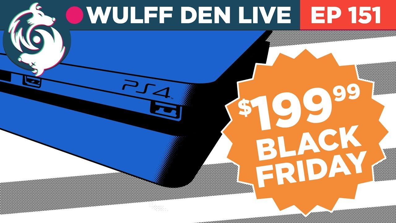 Black Friday Weekend and Cyber Monday Gaming Deals - WDL Ep 151