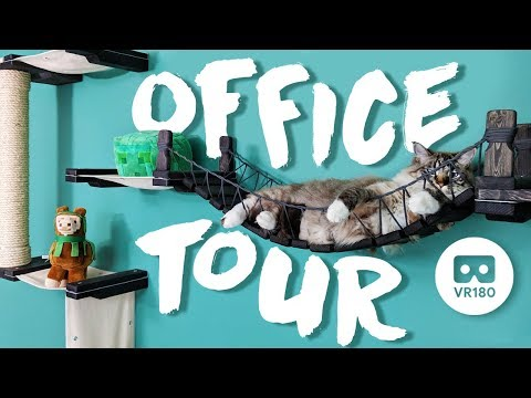 StacyPlays 2019 Office Tour!