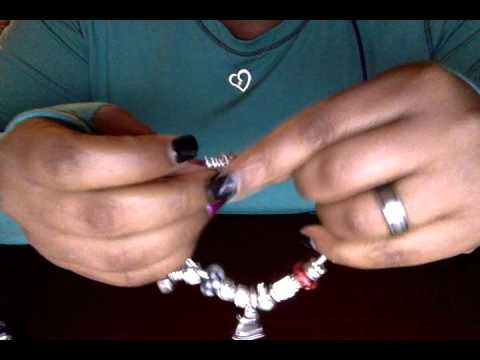 Pandora Safety Chain Review for my sister Lisa